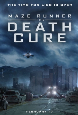 Film Maze Runner: The Death Cure.