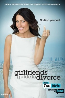 Girlfriends' Guide to Divorce - movie with Paul Adelstein.