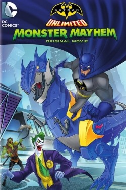 Batman Unlimited: Monster Mayhem is the best movie in Chris Diamantopoulos filmography.