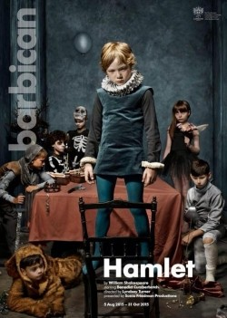 National Theatre Live: Hamlet - movie with Jim Norton.