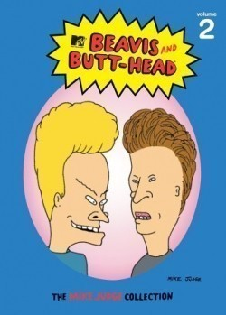 Beavis and Butt-Head - movie with Mike Judge.