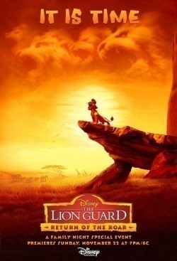 The Lion Guard: Return of the Roar - movie with Rob Lowe.