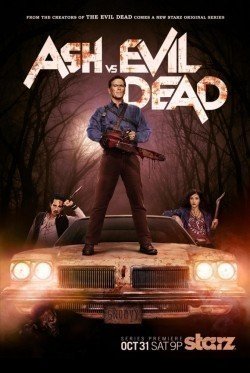 TV series Ash vs Evil Dead.