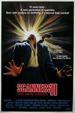Scanners II: The New Order - movie with Raoul Trujillo.