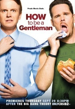How to Be a Gentleman - movie with Rhys Darby.