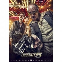 Torrente V: Misión Eurovegas - movie with Alec Baldwin.