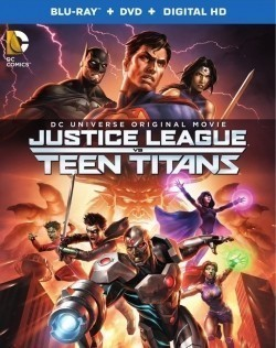 Justice League vs. Teen Titans is the best movie in Taissa Farmiga filmography.