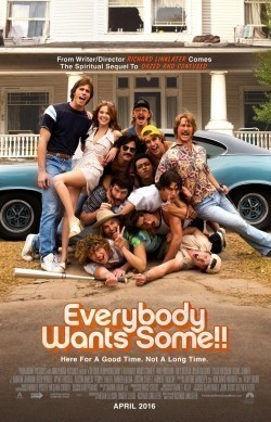 Everybody Wants Some!! is the best movie in Glen Powell filmography.