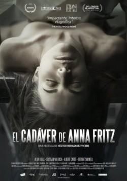 Film El cadáver de Anna Fritz.