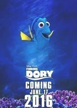 Animation movie Finding Dory.
