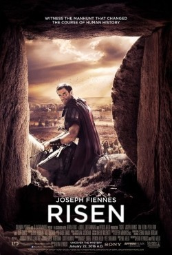 Risen - movie with Peter Firth.