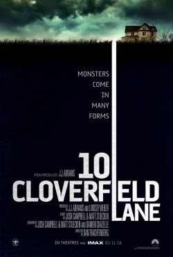 10 Cloverfield Lane is the best movie in Douglas M. Griffin filmography.