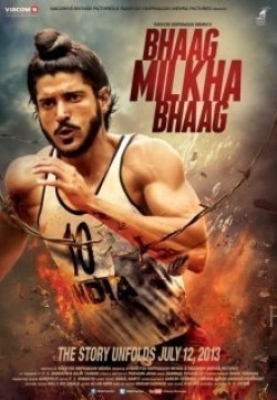 Bhaag Milkha Bhaag - movie with Art Malik.