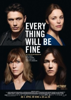 Every Thing Will Be Fine film from Wim Wenders filmography.