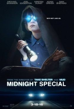Midnight Special - movie with Adam Driver.
