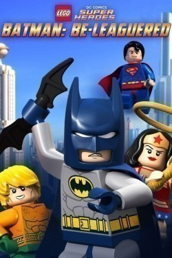 Lego DC Comics: Batman Be-Leaguered - movie with Kevin Michael Richardson.