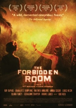 The Forbidden Room is the best movie in Geraldine Chaplin filmography.