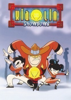 Xiaolin Showdown - movie with Maurice LaMarche.