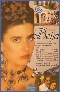 Dona Beija is the best movie in Gracindo Junior filmography.