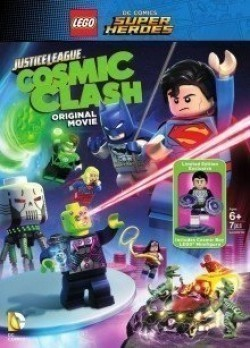 Lego DC Comics Super Heroes: Justice League - Cosmic Clash - movie with Kari Wahlgren.