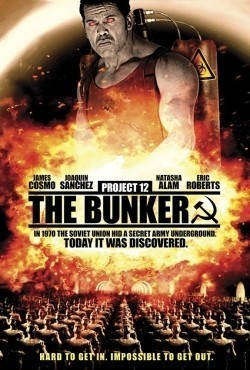 Project 12: The Bunker - movie with Eric Roberts.