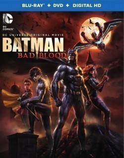 Batman: Bad Blood - movie with Sean Maher.