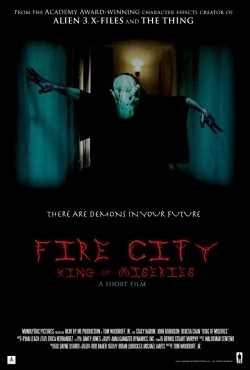 Fire City: King of Miseries is the best movie in John Robinson filmography.