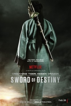 Crouching Tiger, Hidden Dragon: Sword of Destiny - movie with Donnie Yen.