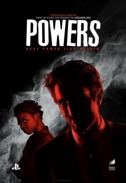 TV series Powers.