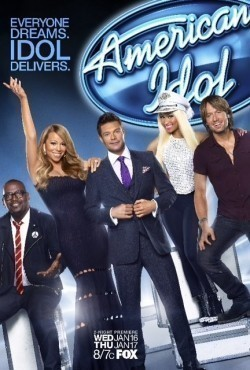 TV series American Idol: The Search for a Superstar.