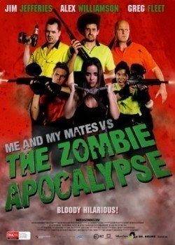 Me and My Mates vs. The Zombie Apocalypse is the best movie in Jim Jefferies filmography.