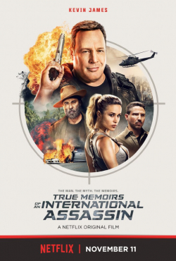 True Memoirs of an International Assassin - movie with Kevin James.