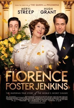 Florence Foster Jenkins - movie with Rebecca Ferguson.
