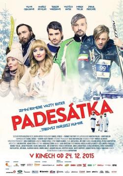 Padesátka is the best movie in Tereza Vorísková filmography.
