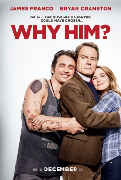 Why Him? is the best movie in Zoey Deutch filmography.
