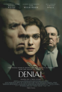 Denial - movie with Timothy Spall.