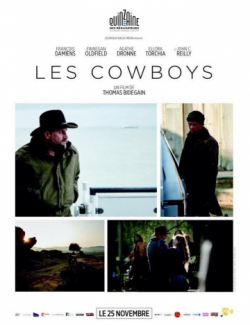 Les cowboys is the best movie in Antoine Chappey filmography.
