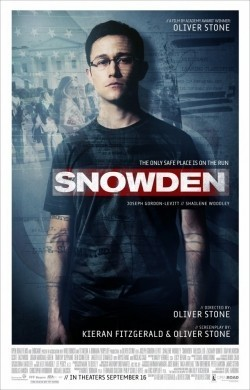 Snowden - movie with Zachary Quinto.