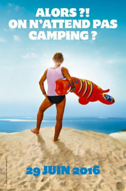 Camping 3 - movie with Gerard Jugnot.