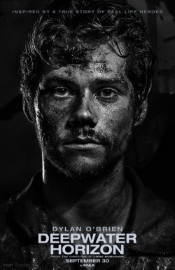 Deepwater Horizon - movie with Douglas M. Griffin.