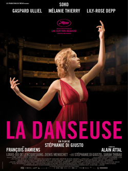 La danseuse is the best movie in Lily-Rose Depp filmography.