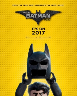 The LEGO Batman Movie - movie with Rosario Dawson.