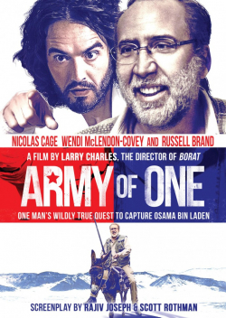 Army of One - movie with Matthew Modine.