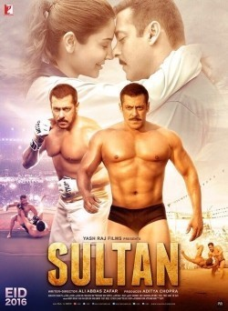 Sultan - movie with Anushka Sharma.