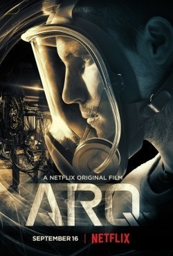 ARQ is the best movie in Robbie Amell filmography.