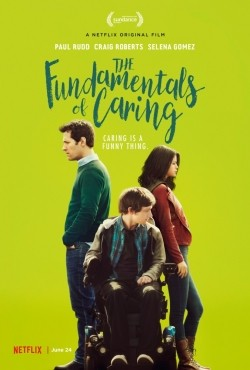 The Fundamentals of Caring - movie with Bobby Cannavale.