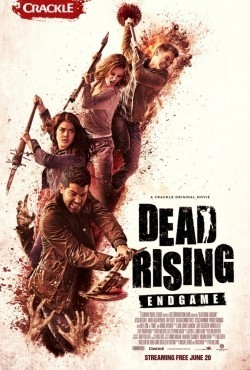 Dead Rising: Endgame - movie with Keegan Connor Tracy.