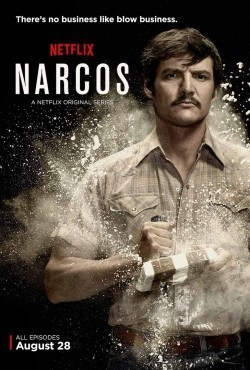 Narcos is the best movie in Wagner Moura filmography.