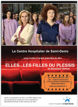 Elles... Les filles du Plessis is the best movie in Noemie Merlant filmography.