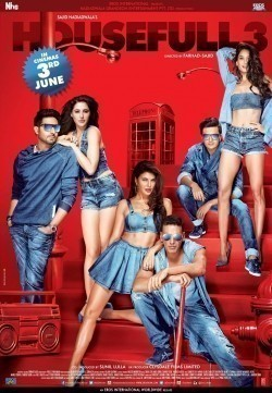 Housefull 3 - movie with Boman Irani.
